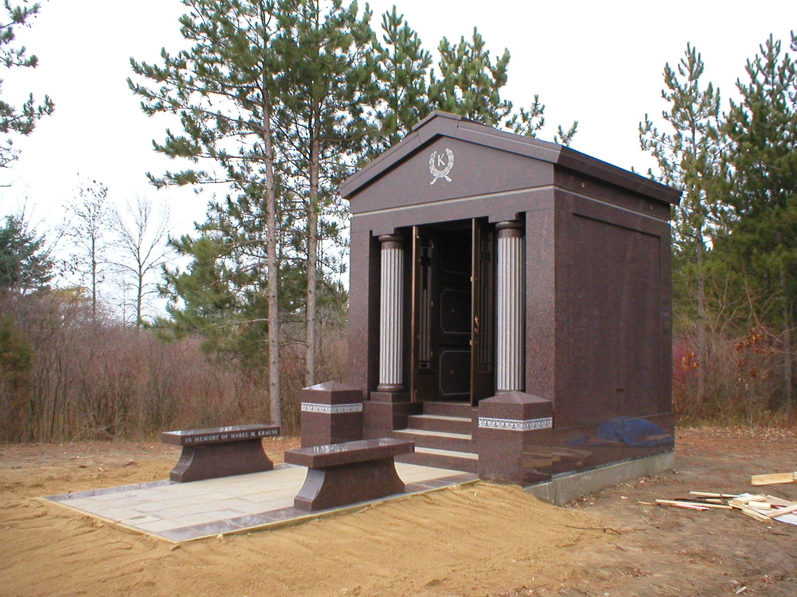Family Mausoleum