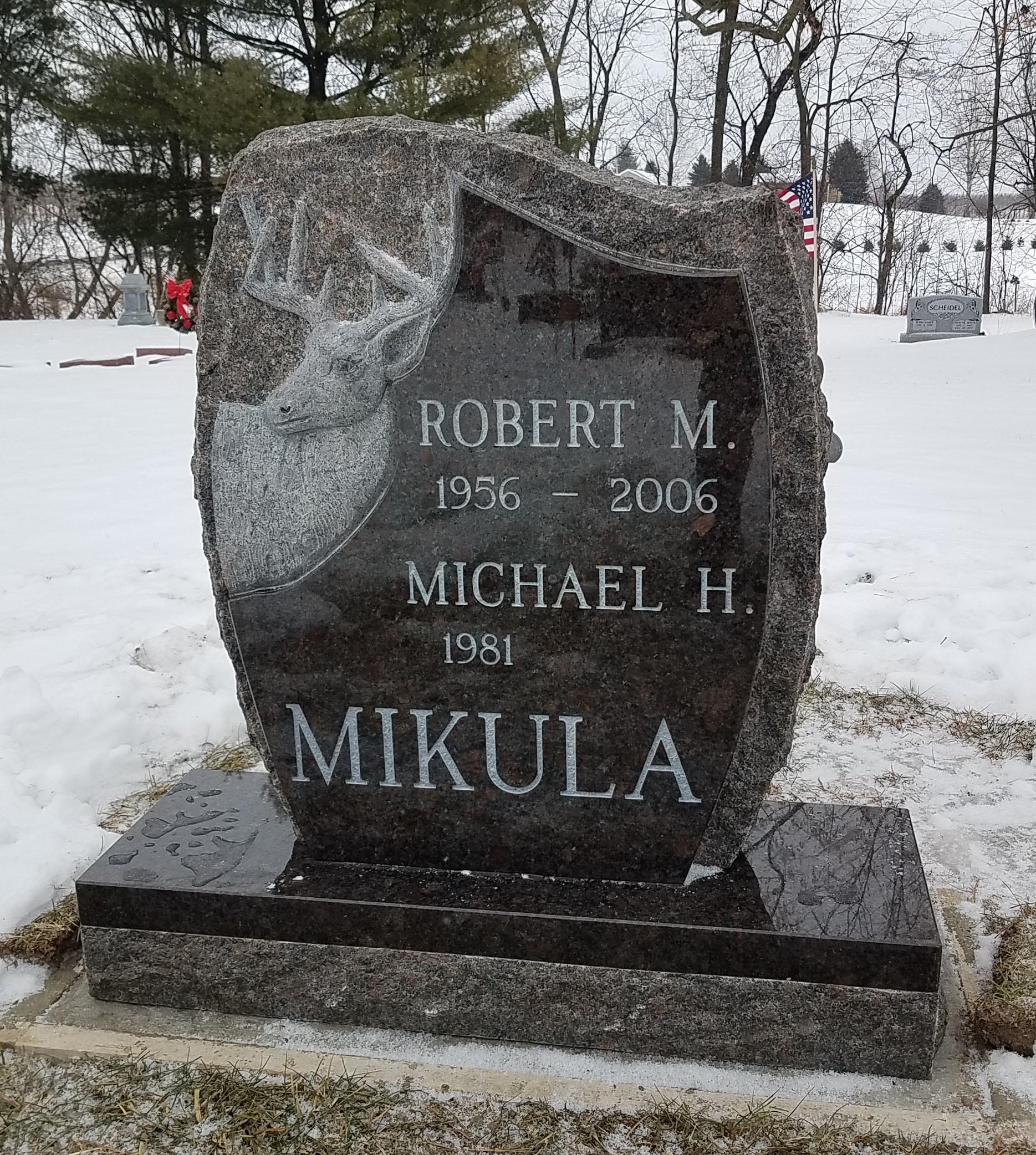 Mikula Sculpted Deer