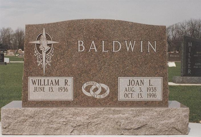 Baldwin Tablet