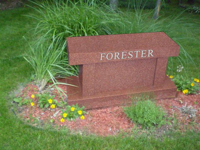 Forester Bench