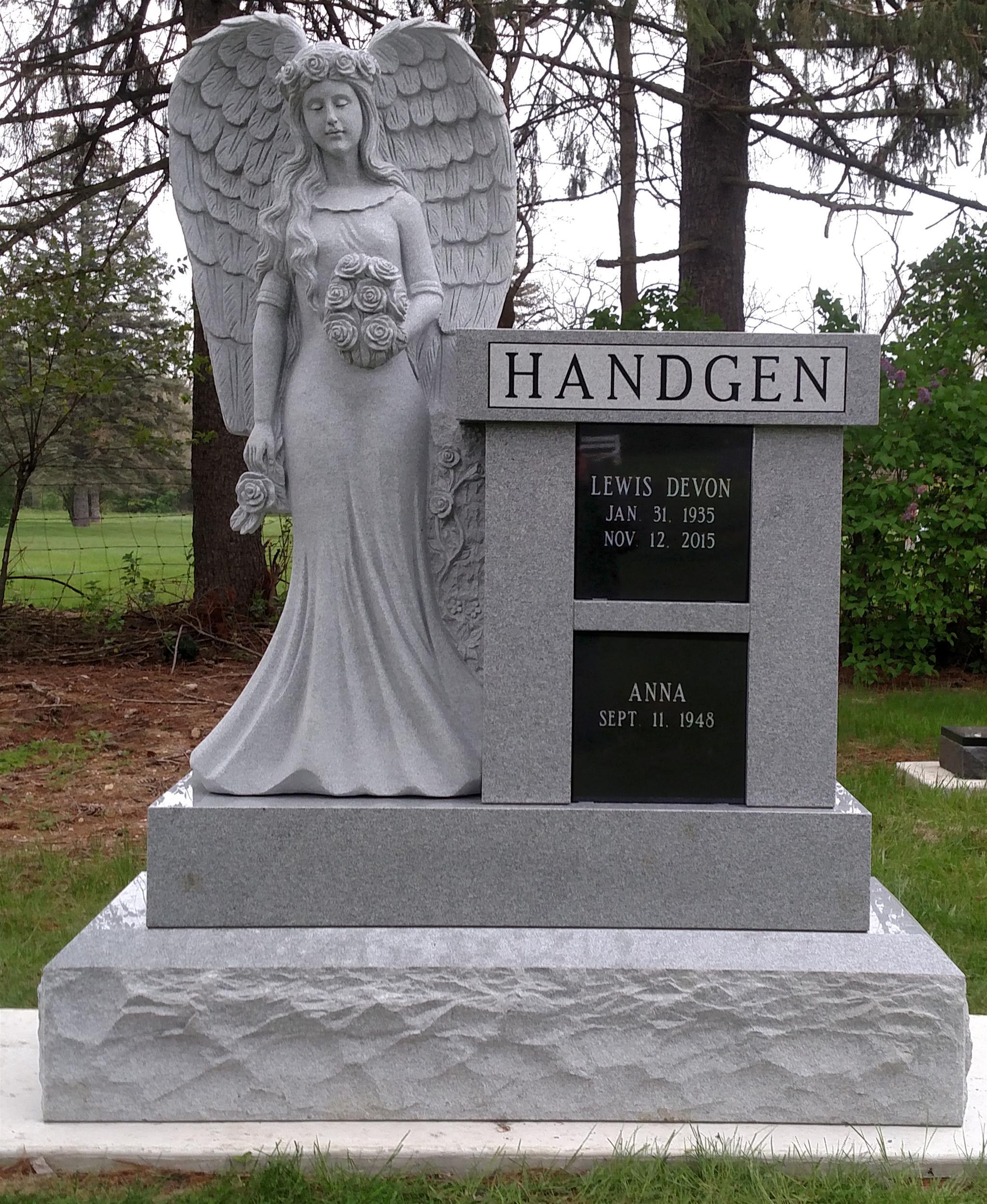Handgen Cremation Columbarium