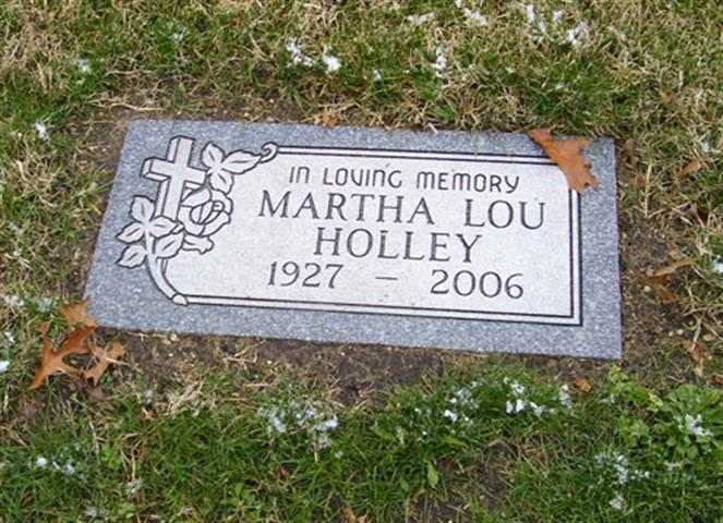 Holley Flush Marker