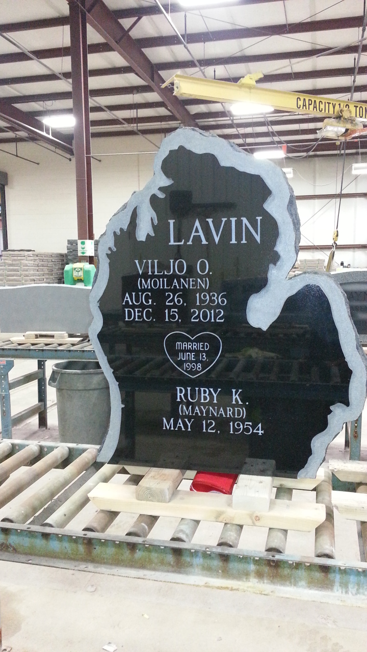 Lavin Michigan Tablet