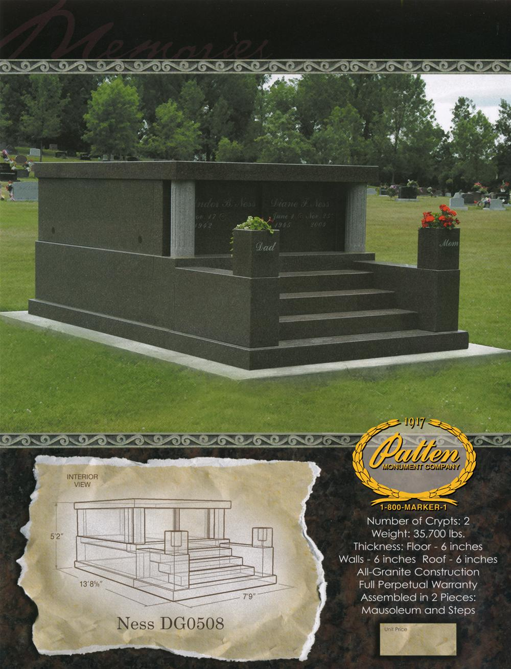 Double Mausoleum 3