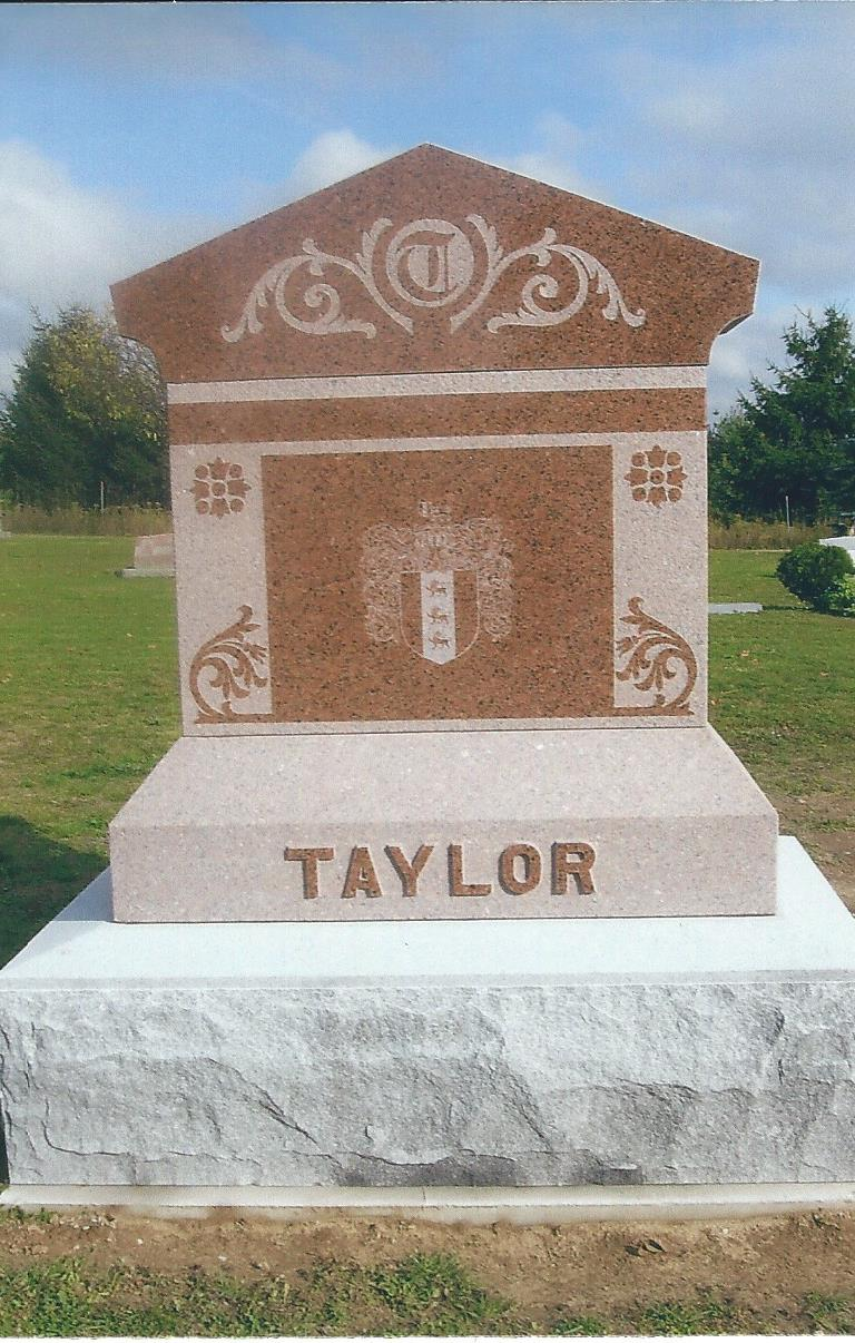 Taylor Custom Tablet