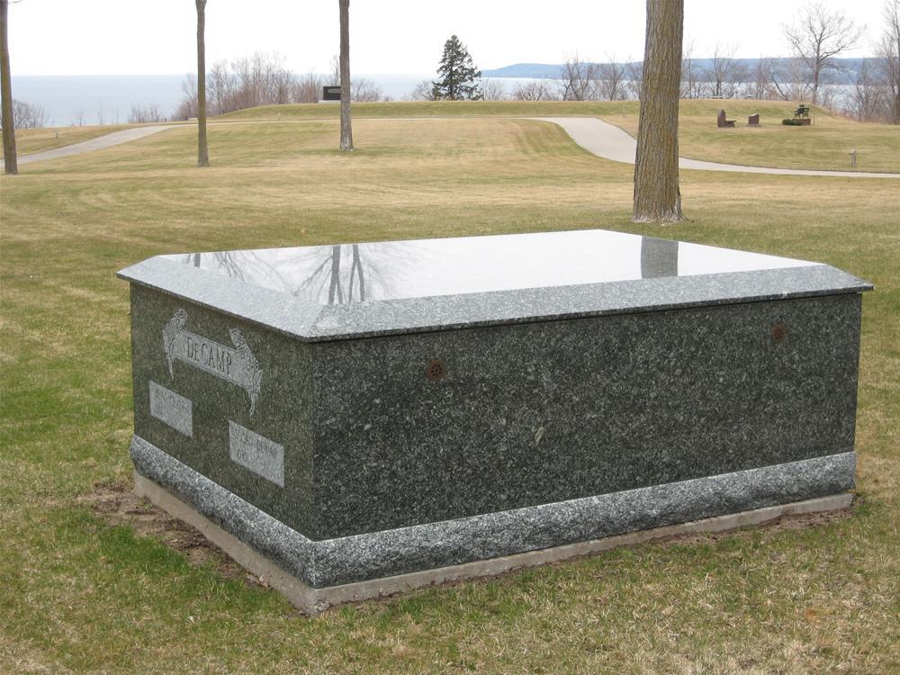 Double Mausoleum 2